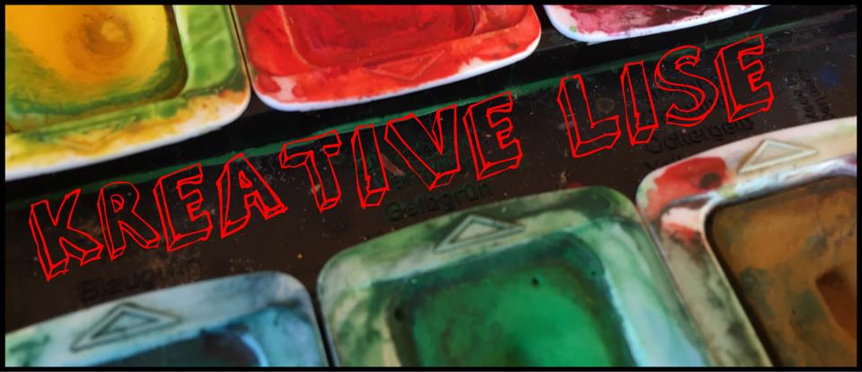 Kreative Lise - En blog med kreative ideer