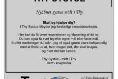 Thy Systue - plakat