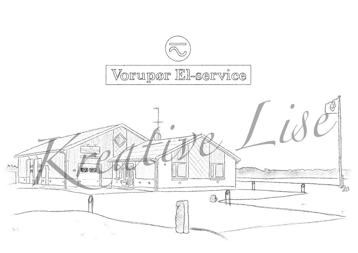 Vorupør El-service