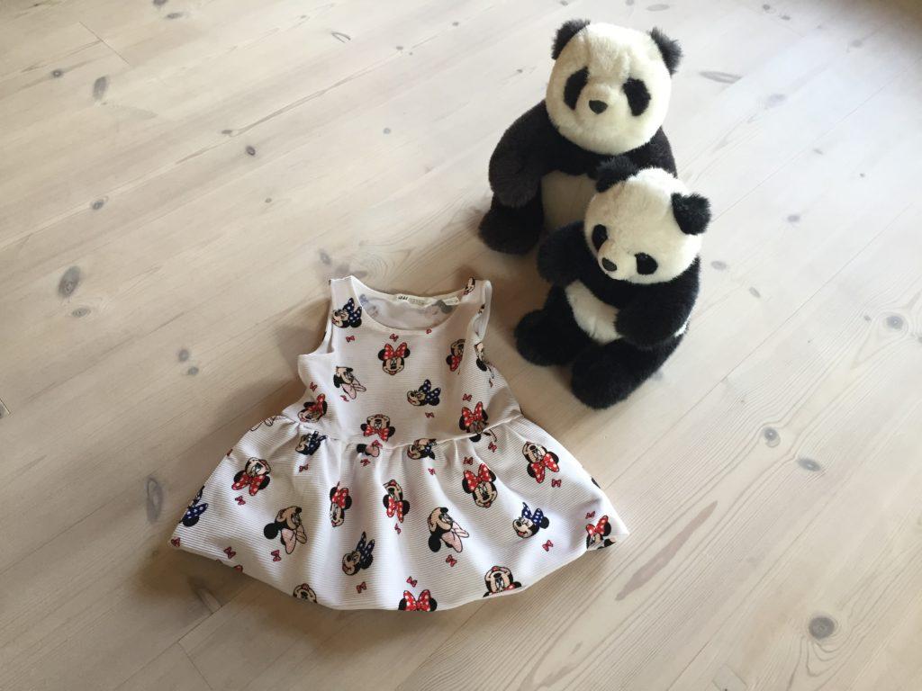 Sy kjolen om til en ballonkjole