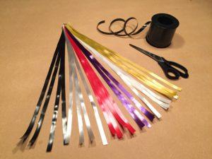 DIY (1) - 24 strimler - her i 6 forskellige farver