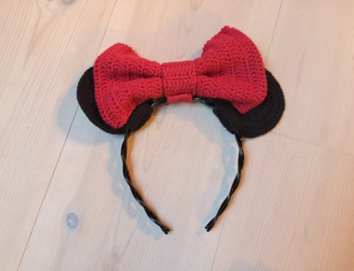 Minnie Mouse til fastelavn