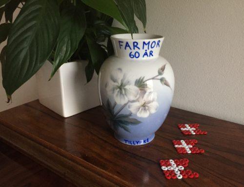 En personlig gave til Farmor