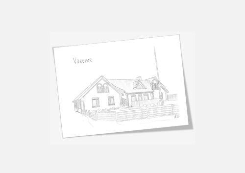 Kreative Lise - Lokale kort fra THY - Vorupør, Vesterhavsgade