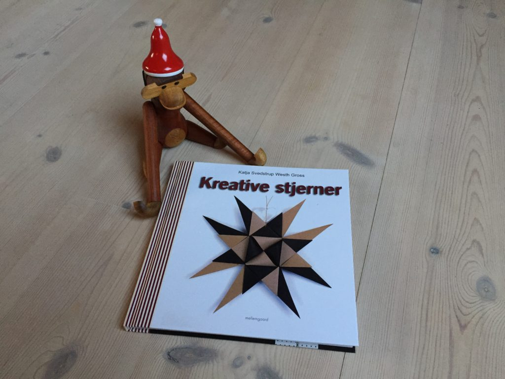 """Bogen """"Kreative stjerner"""""""