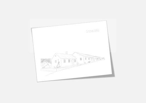Kreative Lise - De lokale kort fra THY - Stenbjerg Landingsplads