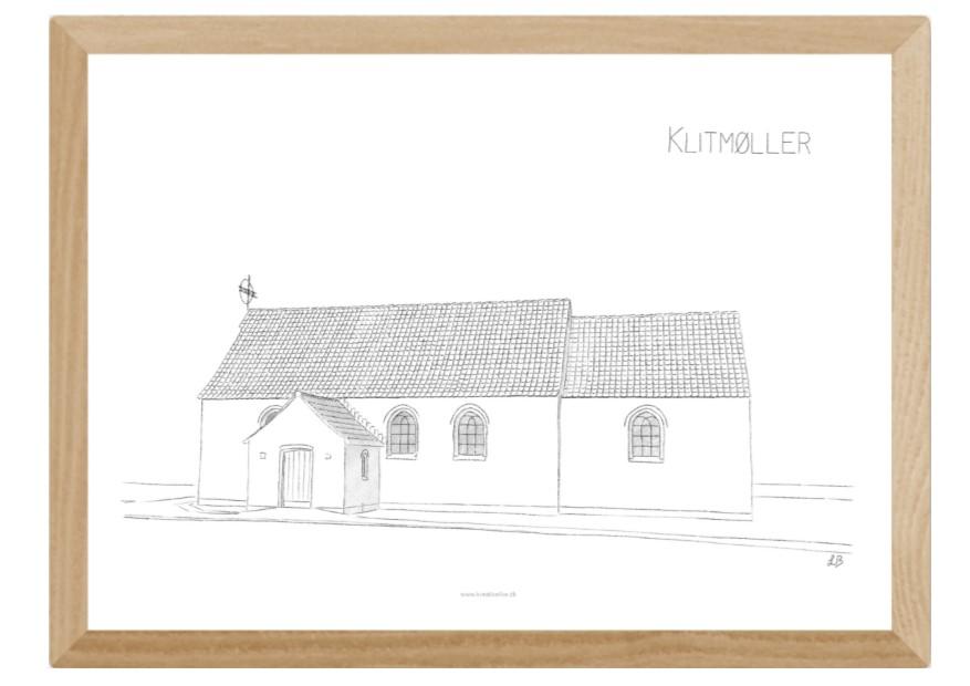 Varebillede Klitmøller Kirke