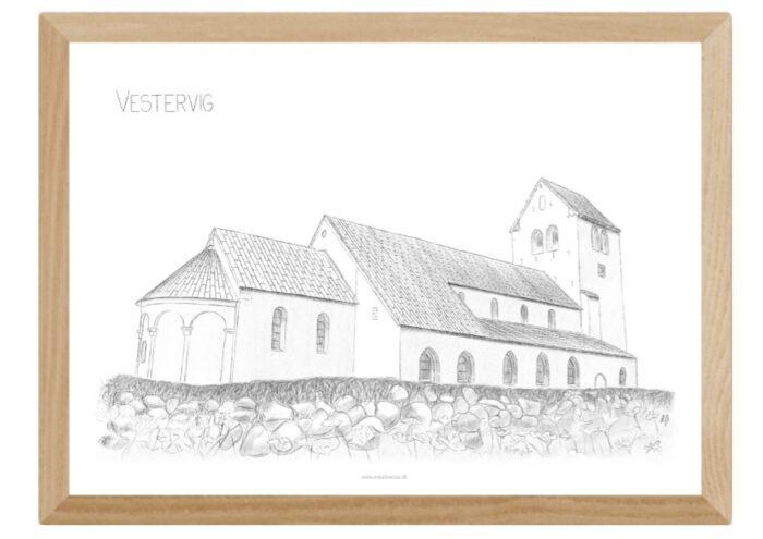 Varebillede Vestervig Kirke
