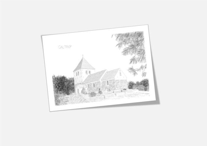 Varebillede Galtrup Kirke
