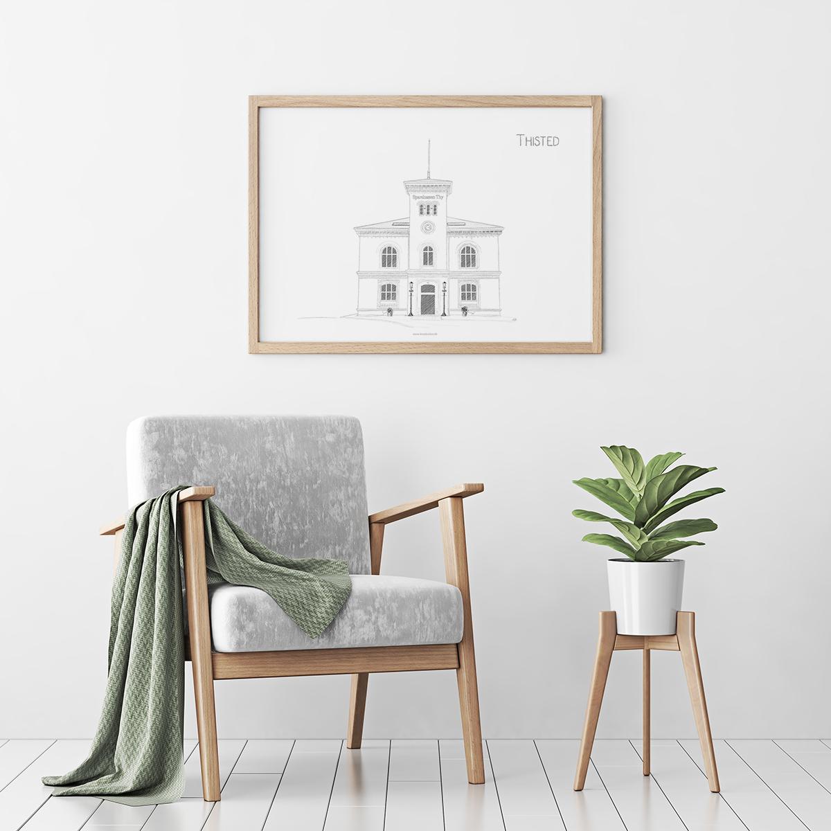 Nomineret til Thisted Kommunes bygningspræmie 2020